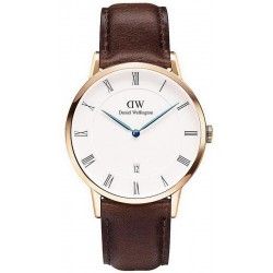 Buy Daniel Wellington Men's Watch Dapper Bristol 38MM DW00100086