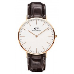 Buy Daniel Wellington Men's Watch Classic York 40MM DW00100011