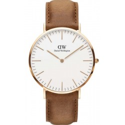 Buy Daniel Wellington Men's Watch Classic Durham 40MM DW00100109