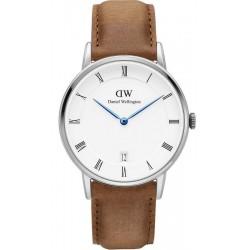 Buy Daniel Wellington Unisex Watch Dapper Durham 34MM DW00100114
