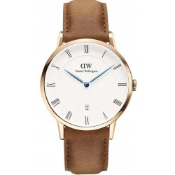 Buy Daniel Wellington Men's Watch Dapper Durham 38MM DW00100115