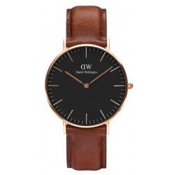 Buy Daniel Wellington Unisex Watch Classic Black St Mawes 36MM DW00100136