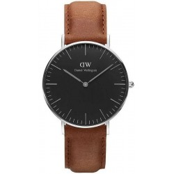 Buy Daniel Wellington Unisex Watch Classic Black Durham 36MM DW00100144