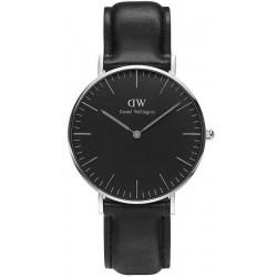 Buy Daniel Wellington Unisex Watch Classic Black Sheffield 36MM DW00100145