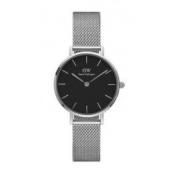 Daniel Wellington Ladies Watch Classic Petite Sterling 28MM DW00100218