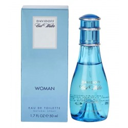 Davidoff Cool Water Perfume for Women Eau de Toilette EDT Vapo 50 ml