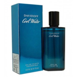 Davidoff Cool Water Perfume for Men Eau de Toilette EDT Vapo 125 ml