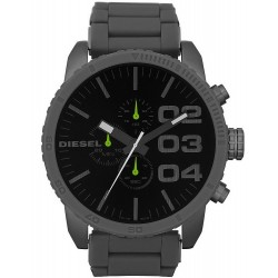 Buy Diesel Men's Watch Double Down 51 DZ4254 Chronograph