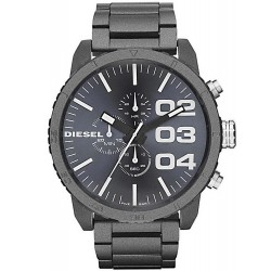 Buy Diesel Men's Watch Double Down 51 DZ4269 Chronograph