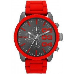 Buy Diesel Men's Watch Double Down 51 DZ4289 Chronograph