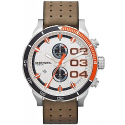 Buy Diesel Men's Watch Double Down 48 DZ4310 Chronograph