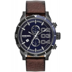 Buy Diesel Men's Watch Double Down 48 DZ4312 Chronograph