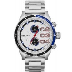 Buy Diesel Men's Watch Double Down 48 DZ4313 Chronograph