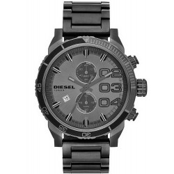 Buy Diesel Men's Watch Double Down 48 DZ4314 Chronograph