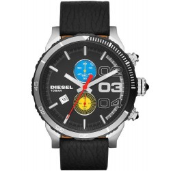 Buy Diesel Men's Watch Double Down 48 DZ4331 Chronograph