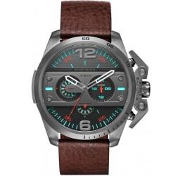 Buy Diesel Men's Watch Ironside DZ4387 Chronograph