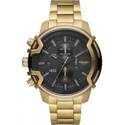 Buy Diesel Men's Watch Griffed DZ4522 Chronograph