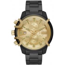 Buy Diesel Men's Watch Griffed DZ4525 Chronograph