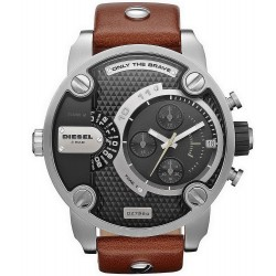 Diesel Men's Watch Little Daddy DZ7264 Dual Time Chronograph