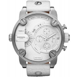 Diesel Men's Watch Little Daddy DZ7265 Chronograph Dual Time