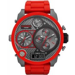 Diesel Men's Watch Mr. Daddy DZ7279 Chronograph 4 Time Zones