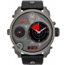 Diesel Men's Watch Mr. Daddy - RDR DZ7297 4 Time Zones