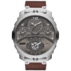 Diesel Men's Watch Machinus DZ7360 4 Time Zones