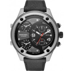 Diesel Men's Watch Boltdown DZ7415 Chronograph 3 Time Zones