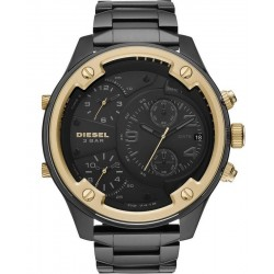 Diesel Men's Watch Boltdown DZ7418 Chronograph 3 Time Zones