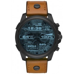 Buy Diesel On Men's Watch Full Guard DZT2002 Smartwatch