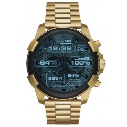Diesel On Men's Watch Full Guard DZT2005 Smartwatch