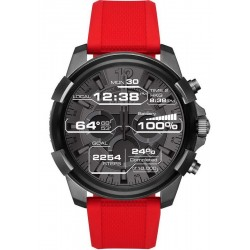 Buy Diesel On Men's Watch Full Guard DZT2006 Smartwatch