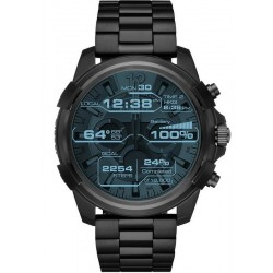 Diesel On Men's Watch Full Guard DZT2007 Smartwatch