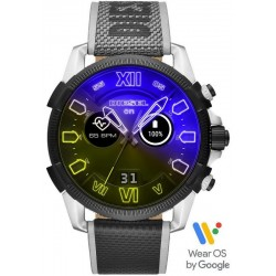 Buy Diesel On Men's Watch Full Guard 2.5 DZT2012 Smartwatch