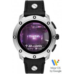 Buy Diesel On Men's Watch Axial DZT2014 Smartwatch