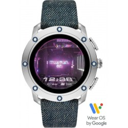 Buy Diesel On Men's Watch Axial DZT2015 Smartwatch