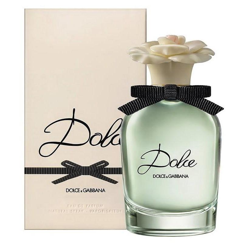 Perfume Mujer Dolce & Gabbana Dolce Eau de Parfum EDP 75 ml Crivelli Shopping