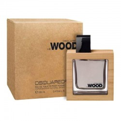 Dsquared2 He Wood Perfume for Men Eau de Toilette EDT Vapo 100 ml