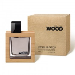 Dsquared2 He Wood Perfume for Men Eau de Toilette EDT Vapo 50 ml