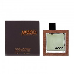 Dsquared2 He Wood Rocky Mountain Wood Perfume for Men Eau de Toilette EDT Vapo 100 ml