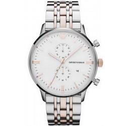 Buy Emporio Armani Men's Watch Gianni AR0399 Chronograph