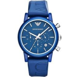 Buy Emporio Armani Unisex Watch Luigi AR1058 Chronograph