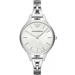 Buy Emporio Armani Ladies Watch Aurora AR11054 Mother of Pearl