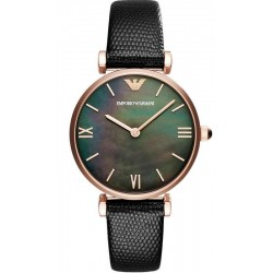 Buy Emporio Armani Ladies Watch Gianni T-Bar AR11060 Mother of Pearl