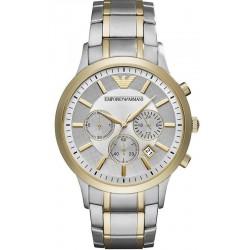 Emporio Armani Men's Watch Renato AR11076 Chronograph