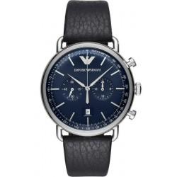 Buy Emporio Armani Men's Watch Aviator AR11105 Chronograph