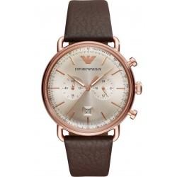 Buy Emporio Armani Men's Watch Aviator AR11106 Chronograph