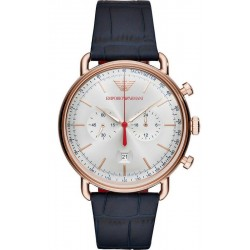 Buy Emporio Armani Men's Watch Aviator AR11123 Chronograph