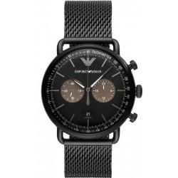 Buy Emporio Armani Men's Watch Aviator AR11142 Chronograph