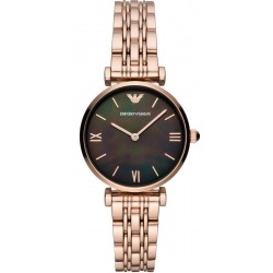 Buy Emporio Armani Ladies Watch Gianni T-Bar AR11145 Mother of Pearl